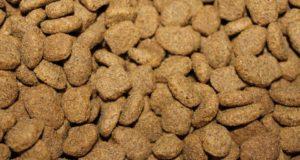 Pytel plný granulí by neměl chybět u žádného chovatele